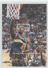 1997-98 Fleer #15 Latrell Sprewell Golden State Warriors Basketball Card