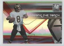 2007 Donruss Elite Passing the Torch Red #PT-24 Archie Manning Drew Brees Card