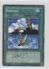 2005 Yu-Gi-Oh! Fury From the Deep #SD4-EN023 Salvage YuGiOh Card