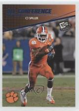 2010 Press Pass Blue #84 CJ Spiller Clemson Tigers C.J. Rookie Football Card