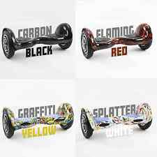 Hoverboard Self Balancing Board Electric Scooter 2 Wheel Hover Board + Bluetooth