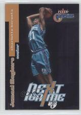 2000-01 Fleer Game Time #91 Jamaal Magloire Charlotte Hornets RC Basketball Card