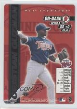 2000 MLB Showdown 1st Edition #250 Cristian Guzman Minnesota Twins Baseball Card