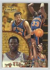 2000 Topps Gold Label Premium #65 Patrick Ewing New York Knicks Basketball Card