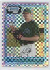 2006 Bowman Chrome Prospects X-Fractor #BC176 Jeremy Hellickson Tampa Bay Rays