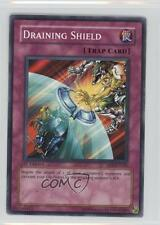 2006 Yu-Gi-Oh! Jaden Yuki #DP1-EN026 Draining Shield YuGiOh Card