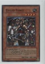 2003 Yu-Gi-Oh! Legacy of Darkness #LOD-023 Exiled Force YuGiOh Card