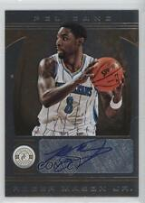 2013-14 Totally Certified Signatures Gold #219 Roger Mason Jr Jr. Auto Card