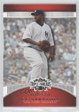 2010 Topps Triple Threads #50 CC Sabathia New York Yankees Baseball Card