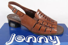 Jenny by Ara Sandals Sneakers Sling Genuine leather brown NEW
