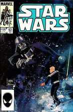 Star Wars (1977 series) #92 in Very Fine condition. FREE bag/board