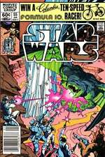 Star Wars (1977 series) #55 in Very Fine + condition. FREE bag/board
