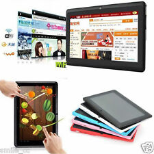 Android 4.4 HD Unlocked Tablet PC 8GB Wi-Fi Quad Core 7 inch Google Tablet