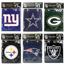 NFL Licensed Apron Hat Set  / BARBECUE TAILGATING GEAR , Home Kitchen