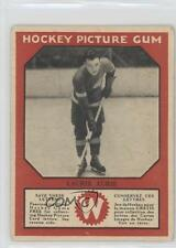 1934 Canadian Chewing Gum Hockey Picture V252 LAAU Larry Aurie Detroit Red Wings