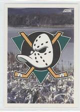 1993-94 Score Canadian #488 Anaheim Ducks (Mighty of Anaheim) Team Hockey Card