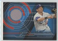 2014 Topps Trajectory Relics #TR-MY Michael Young Los Angeles Dodgers Card