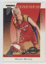 1997 Pinnacle Inside WNBA 4 Michele Timms Phoenix Mercury (WNBA) Basketball Card