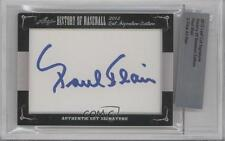 2012 Leaf History of Baseball Cut Signature Edition #PABL Paul Blair Auto Card