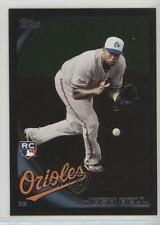 2010 Topps Update Series Wal-Mart All-Black #US-225 Josh Bell Baltimore Orioles
