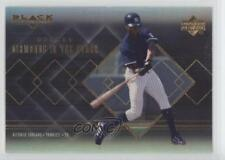 2000 Black Diamond Diamonds in the Rough #R3 Alfonso Soriano New York Yankees