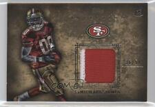 2012 Topps Inception Rookie Patch Relics Gold #RP-LJ LaMichael James Card