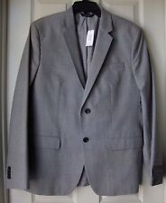 BRAND NEW BANANA REPUBLIC HOUNDSTOOD TAILORED SLIM FIT BLAZER/JACKET SZS 42R-42S