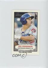 2013 Topps Heritage Minor League Edition 1964 Bazooka #64B-JP Joc Pederson Card