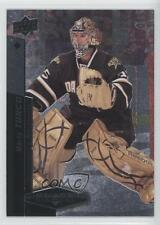 2010-11 Upper Deck Black Diamond #8 Marty Turco Chicago Blackhawks Hockey Card