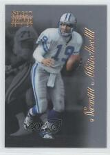 1996 Select Certified Edition Promo #14 Scott Mitchell Detroit Lions Card