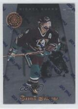 1997 Pinnacle Certified #39 Teemu Selanne Anaheim Ducks (Mighty of Anaheim) Card