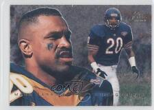 1995 Fleer Flair Preview #5 Mark Carrier Chicago Bears Carolina Panthers Card