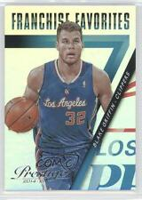 2014-15 Panini Prestige Franchise Favorites Premium #13 Blake Griffin Card