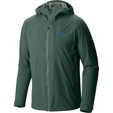 MOUNTAIN HARDWEAR MENS S-L-STRETCH OZONIC JACKET DRY Q ACTIVE WATERPROOF NWT