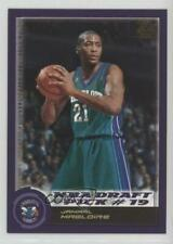 2000-01 Topps #142 Jamaal Magloire Charlotte Hornets RC Rookie Basketball Card