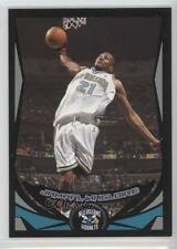 2004-05 Topps Black #195 Jamaal Magloire New Orleans Hornets Basketball Card