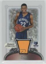 2006-07 Bowman Sterling Refractor #55 Rudy Gay Memphis Grizzlies Basketball Card