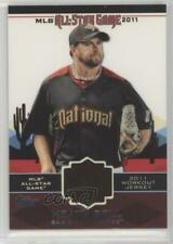 2011 Topps All-Star Stitches #AS-36 Heath Bell San Diego Padres Baseball Card