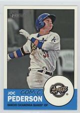 2012 Topps Heritage Minor League Edition #165 Joc Pederson Rookie Baseball Card