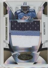 2009 Certified #235 Kenny Britt Tennessee Titans Rookie Football Card