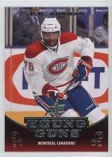 2010-11 Upper Deck #231 PK Subban Montreal Canadiens P.K. RC Rookie Hockey Card