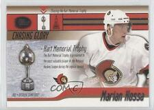 2002-03 Pacific Calder Chasing Glory #7 Marian Hossa Ottawa Senators Hockey Card