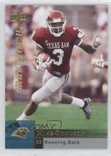 2009 Upper Deck #219 Mike Goodson Texas A&M Aggies RC Rookie Football Card