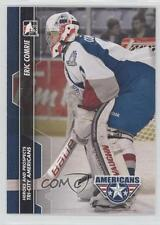 2013-14 In the Game Heroes and Prospects 60 Eric Comrie Tri-City Americans (WHL)