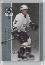 2007 Upper Deck The Cup 100 Teemu Selanne Anaheim Ducks (Mighty of Anaheim) Card