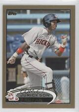 2012 Topps Pro Debut Gold #81 Jurickson Profar Hickory Crawdads Baseball Card