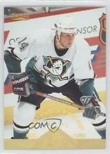 1996 Pinnacle Artist's Proof #213 David Sacco Anaheim Ducks (Mighty of Anaheim)