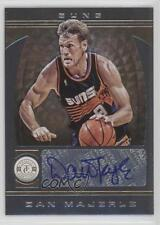2013-14 Totally Certified Signatures Gold #47 Dan Majerle Phoenix Suns Auto Card