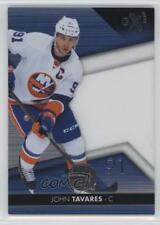2014-15 Fleer Ultra eX #10 John Tavares New York Islanders Hockey Card