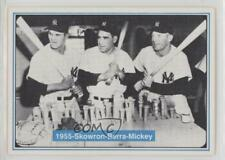 1982 ASA The Story #26 Mickey Mantle Yogi Berra Moose Skowron New York Yankees